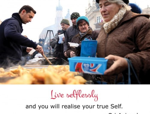 Live Selflessly