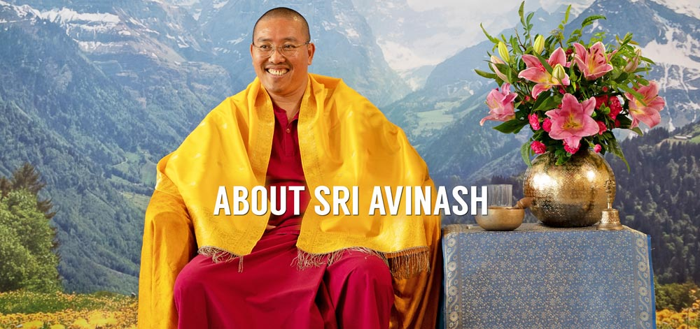 If image is not displaying correctly, click here for testimonials about Sri Avinash >
