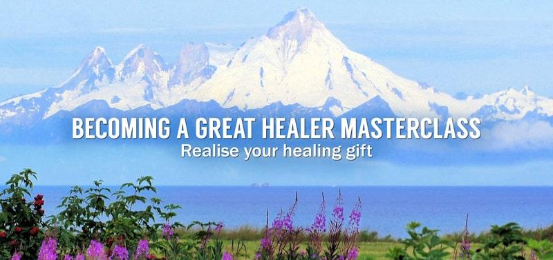 Energy Healing Events - Becoming a Great Healer Masterclass