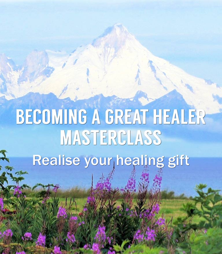 Energy Healing Masterclass Training