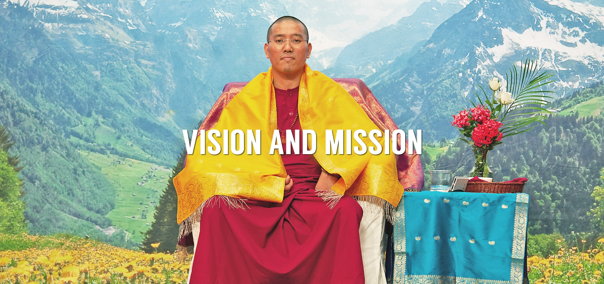 Sri Avinash Vision and Mission - Live to Love, Love to Serve