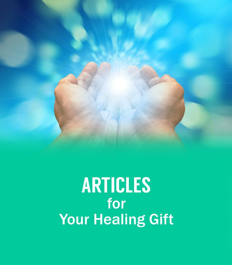 Healing Gift Articles