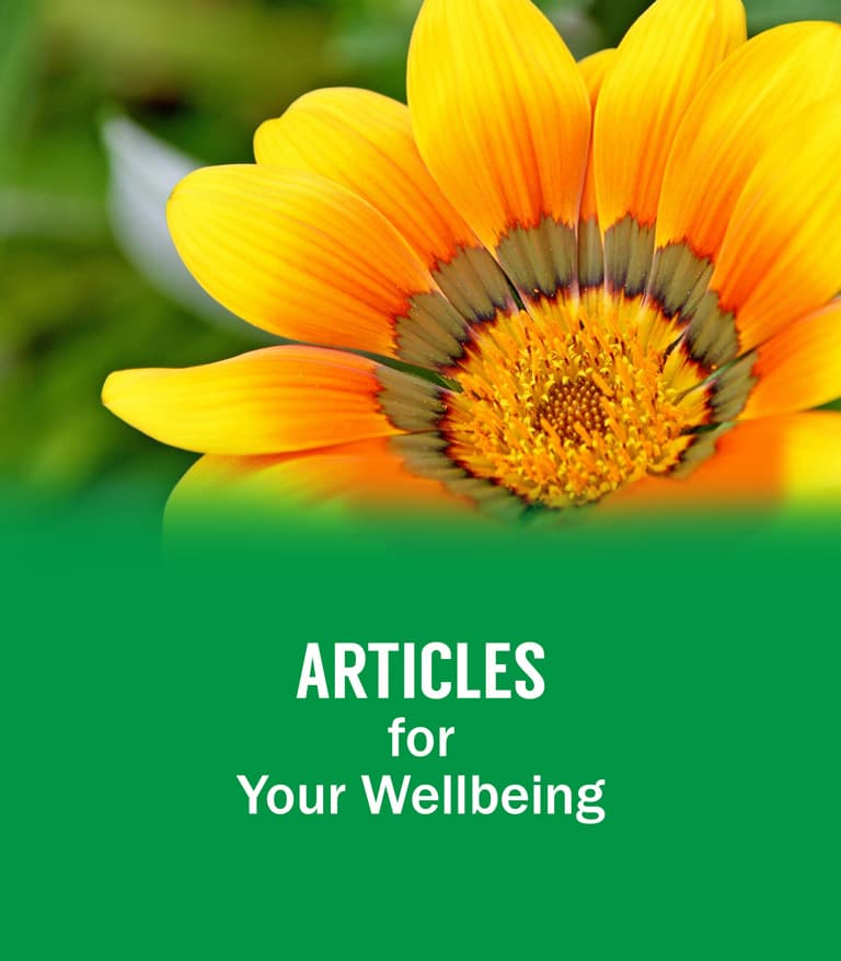 Holistic Wellbeing Articles