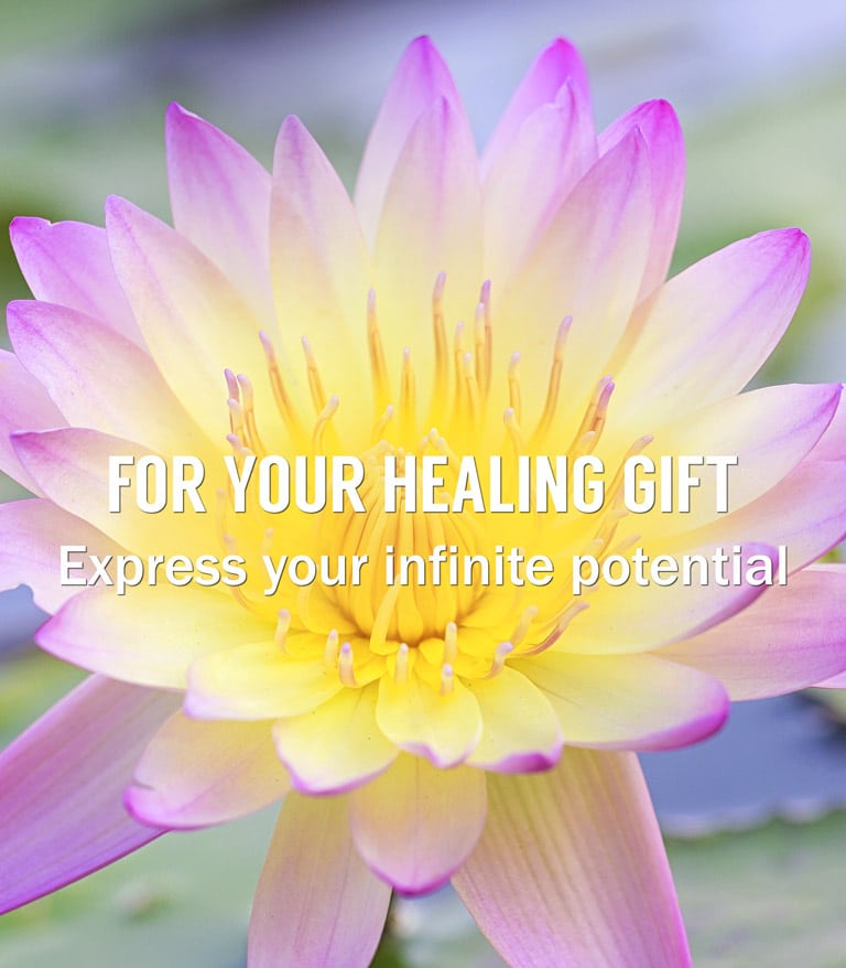 Resources for your healing gift