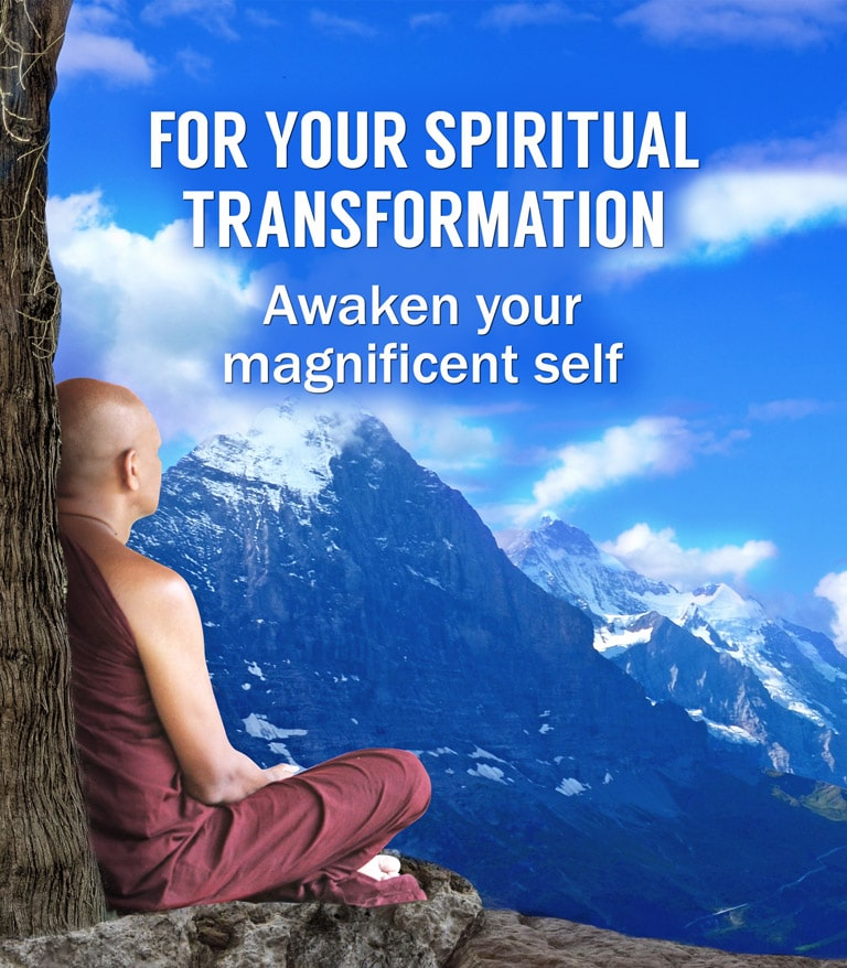 Resources for your spiritual transformation