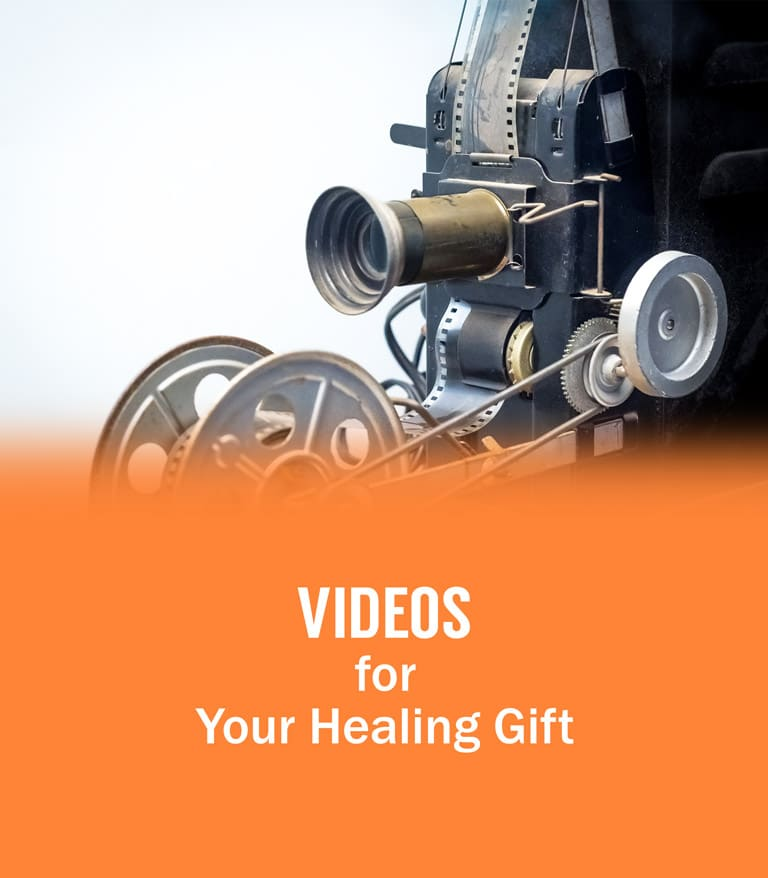 Videos for your healing gift