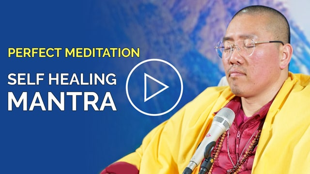 Path to enlightenment Video: Self healing mantra
