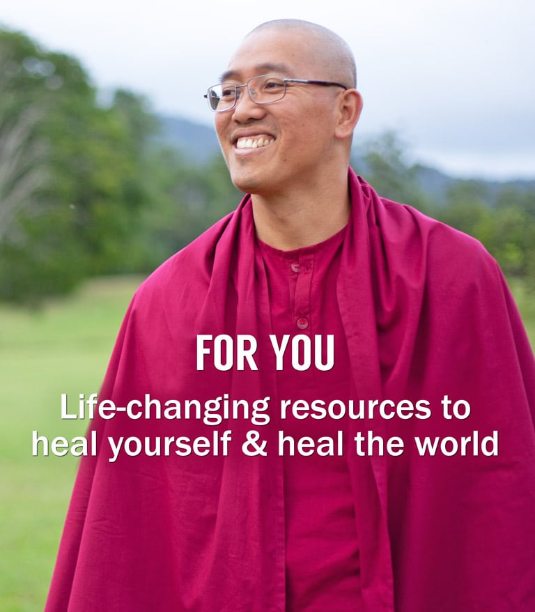 For You - Life-changing resources to heal yourself and heal the world