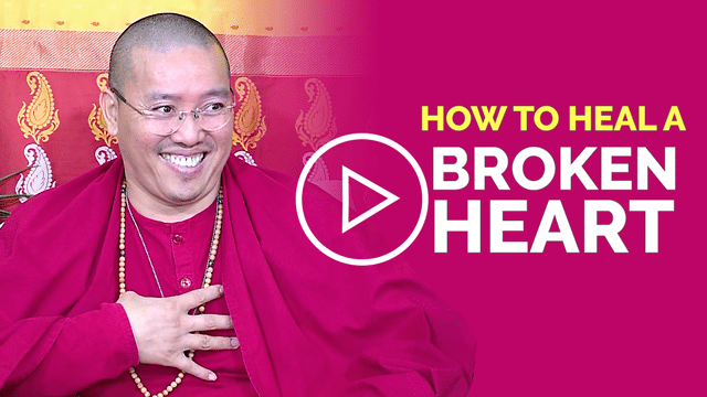 Advice for Relationships | Video: How to heal a broken heart