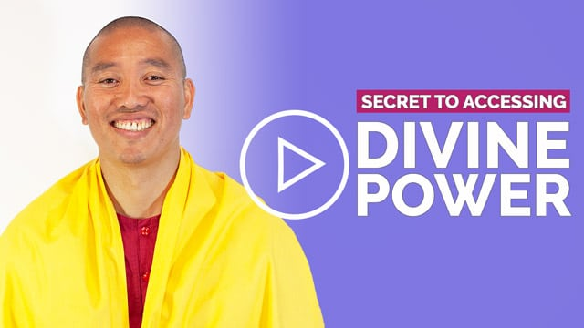 Path to Enlightenment Video: The secret to accessing divine power