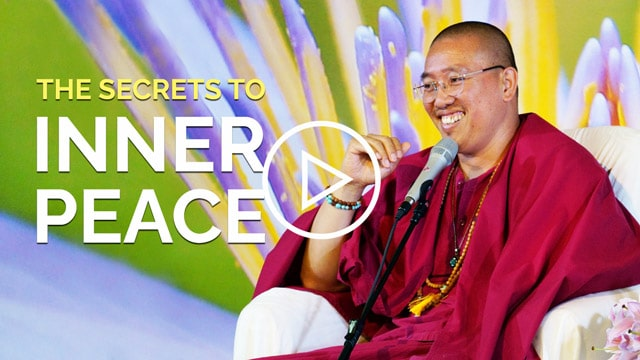 Video: The secrets to inner peace