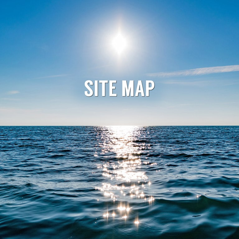 Sri Avinash Website Site Map