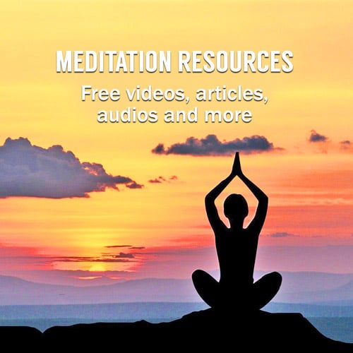 NEW! Free Meditation Resources