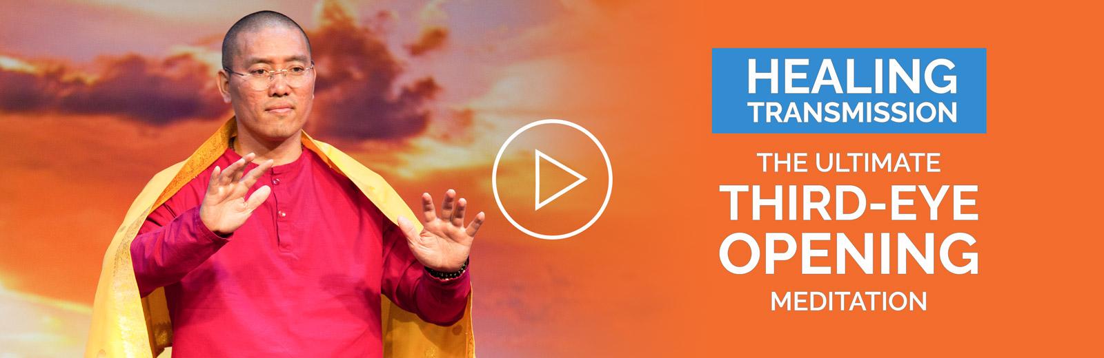 Video: Third Eye Opening Meditation
