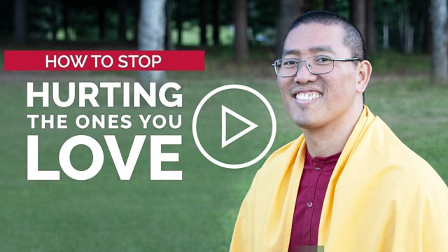 Advice for Relationships | Video: How to stop hurting the ones you love