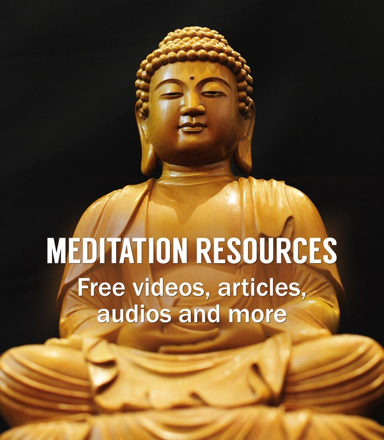 Free Meditation Resources; How to Meditate