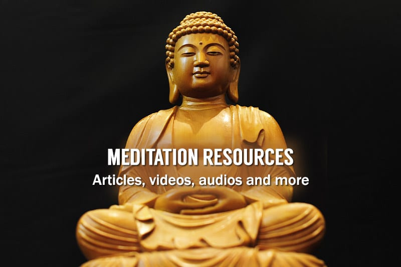 Free Meditation Resources